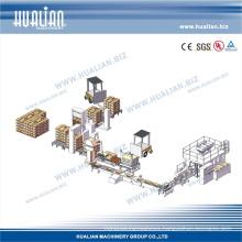 Hualian 2016 Automatic Sealing Packaging Line (XFB)