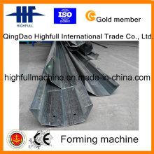 Hf Steel Gutter Roll Forming Machine for Greenhouse