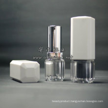 Clear Square Lipstick Tube
