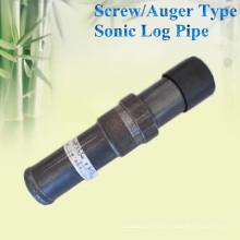 Type de vis / tuyau de haute qualité Tube / Tube de signal sonore / tuyau de sonde