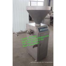 Pneumatische Wurst Stuffer Maschine / Wurst Aktenmaschine