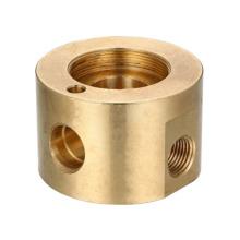 Custom High Quality Precision Parts Brasscopper CNC Machining Service