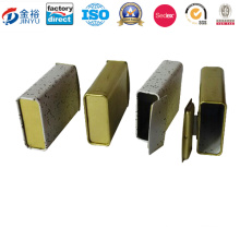 Irregular Shaped Metal Tin Container for Chocolate Packaging