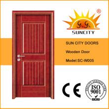 Good Design Composite Interiror Wooden Doors (SC-W005)