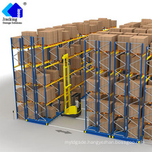 Space Saving Warehouse Storage Mobile Pallet Racking Systems