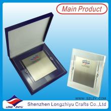 Наградной медальон с акриловыми медальонами с подарочной коробкой