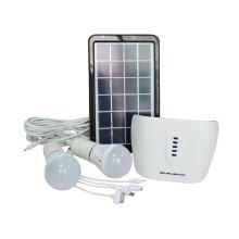 Sistema de iluminación solar de ahorro de energía