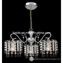 Modern Crystal Pendant Light, Deer Anlter Chandelier in China with CE Certificate