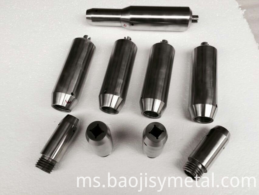 Polished customizble 99.95% purity high quality longevous Molybdenum seed chuck