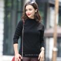 100% кашемир вязаный свитер одежда Женская для зимы