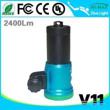 Made in China Unterwasser Tauchen LED Taschenlampe Kamera 30m Ausrüstung