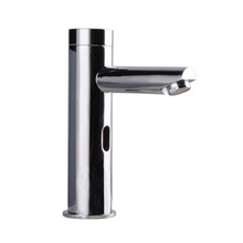 Pillar Design Wall-mounted Automatic Basin Water Tap