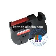 Cartouche d'encre ruban compatible Pitney Bowes B767 rouge fluorescent