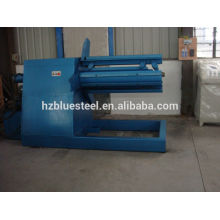 5T hydraulic metal coil decoiler for sale
