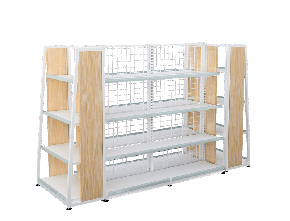 Backnet و Backhole Display Rack
