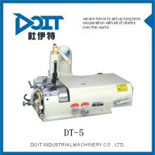 DT-5 Máquina de corte de couro máquina de corte de couro industrial