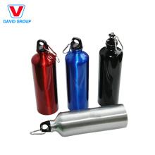 Benutzerdefinierte Logo Aluminium Sportflasche