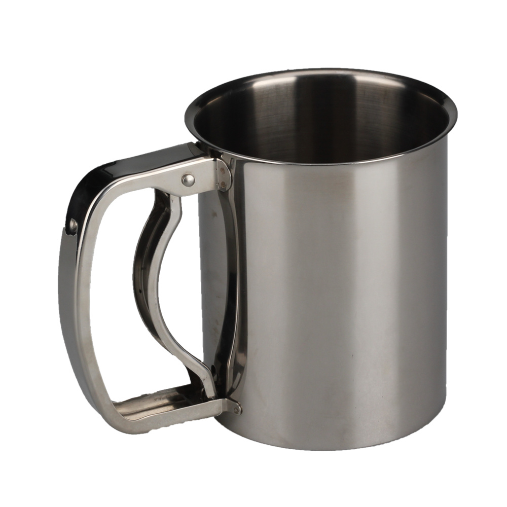 Classic Stainless Steel Flour Sifter