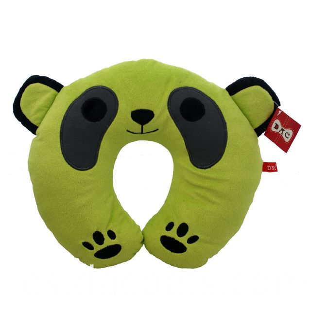 bear plush neck pillow