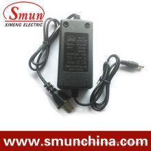 Adaptador de fuente de alimentación de monitor AC / DC a prueba de agua al aire libre (SM-12-2)