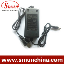 AC/DC Monitor Power Supply Adapter Waterproof Outdoor (SM-12-2)