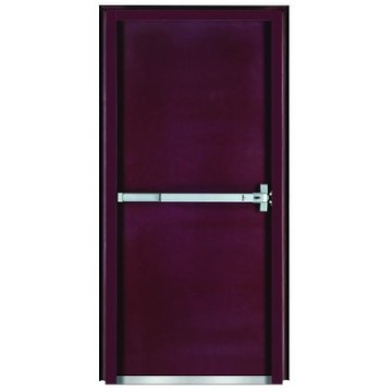 puerta de seguridad ignífuga