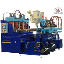 Máquina de moldagem por injeção com 2 estações