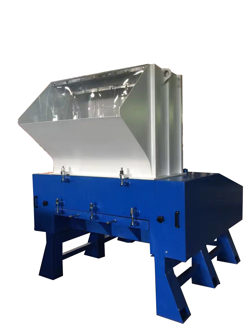 single shaft plastic crusher