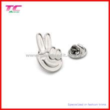 Пользовательские металлический логотип эмблемы отворот Pin