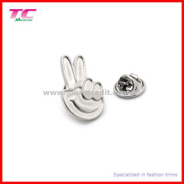 Custom Metal Logo Emblem Lapel Pin