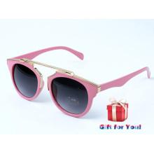 Moda moda Cool Multi-color Round Frame Óculos de sol Cestbella Special Gift Óculos de sol