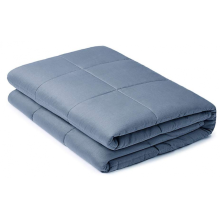 Bamboo Weighted Blanket Adult With Glass Beads