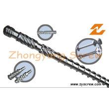 Extruder Screw Barrel Plastic Machinery Components
