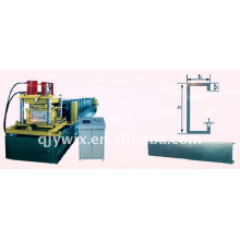 QJ automatische kalte Stahl C Purlin-Rolle, die Maschine bildet