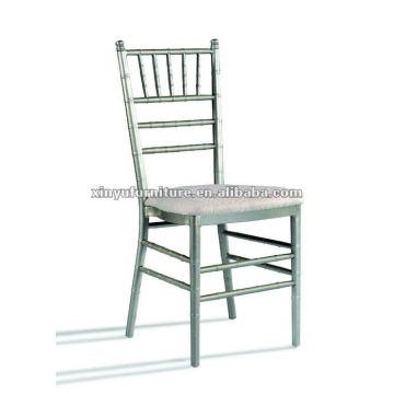 aluminium wedding chiavari chair XA3005