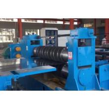Linha de corte de chapa de aço galvanizada