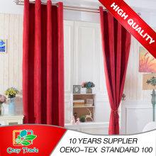 Top-Klasse gute Qualität viele Designs Windows Vorhang, glatter Vorhang, Blackout Vorhang, Jacquard Vorhang, Voile Vorhang von Hometextile