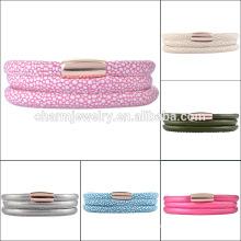 Оптовая мода Браслет Wrap браслет ELBS15073