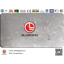 Globond Stainless Steel Wall Panel 008
