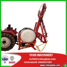 Навесные 400л аграрный Спрейер заграждения для 4 колесного трактора