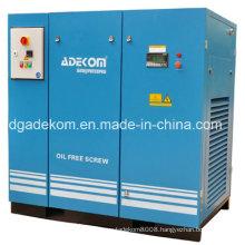 High Quality VSD Industrial etc Screw Air Compressor (KD55-08ET) (INV)