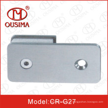 Grifo de fijación de vidrio cuadrado de la sala de ducha (CR-G25)
