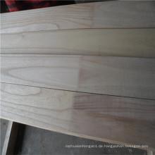20 mm Paulownia Finger verbunden Board