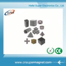 Fornecimento de Fábrica China Bola Magnética de Neodímio
