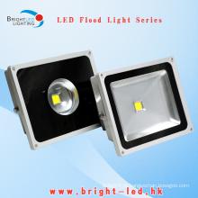 50W / 60W / 70W / 80wcob Bridgelux LED Tunnel Light Usado em Projeto Industrial
