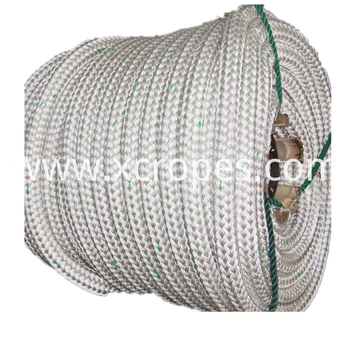 Nylon Rope With Green Mark_