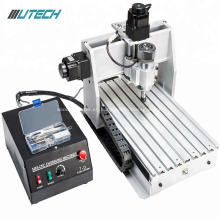 Fresadora CNC de 3 ejes mini metal