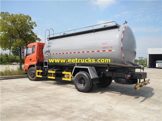 18cbm Lime Tanker Trucks