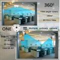 Fisheye Objektiv Nachtsicht WiFi Kamera