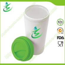 16 Unze BPA freie Kaffeetasse, Großhandelskaffeetasse